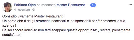 recensioni opinioni corso gestione ristoratori