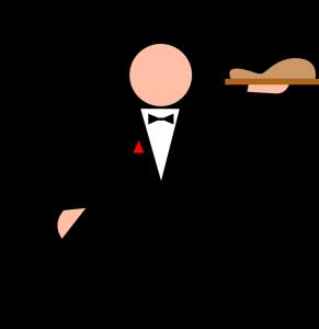 come gestire camerieri