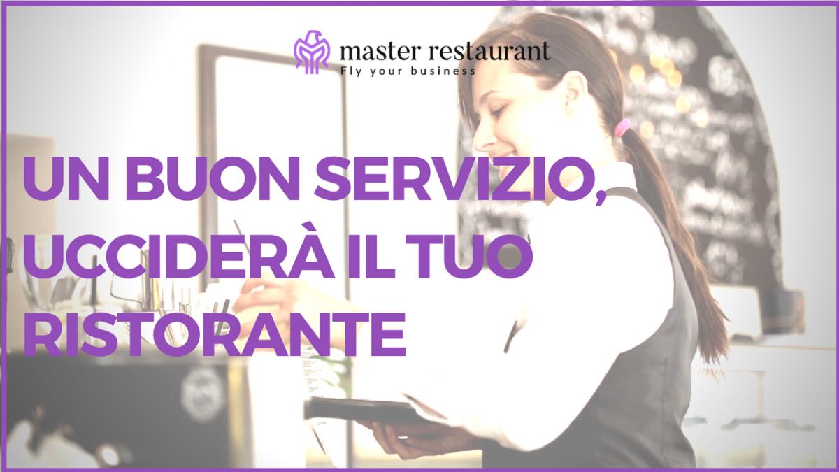 servizio ristorante non accontentarti