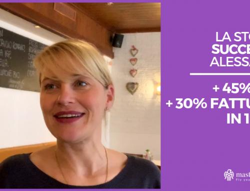 La storia di successo di Alessandra – da ristoratrice a imprenditrice