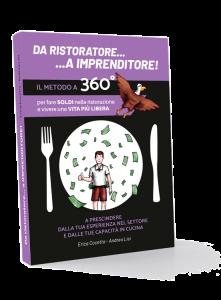 Da ristoratore a imprenditore-libro per ristoratori-libro ristoratori-strategie ristoranti