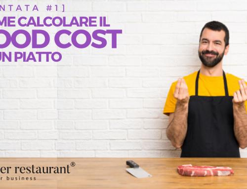 Come calcolare  il food cost di un piatto