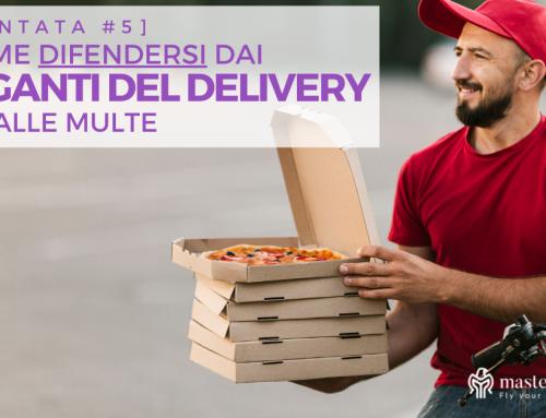 Delivery per ristoranti – Come difendersi dai giganti del delivery e dalle multe