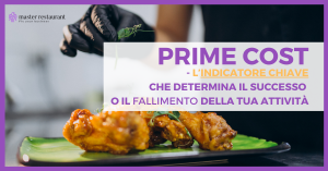 prime cost-indicatore chiave-food cost